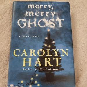 Other - 🌷Merry, Merry Ghost A Mystery by Carolyn Hart